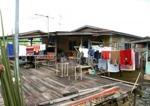 006-water-village-house