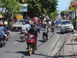Terrible Traffic